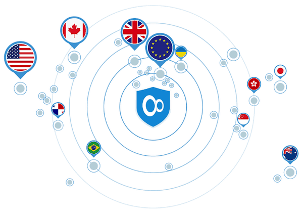 VPN-Unlimited-Locations