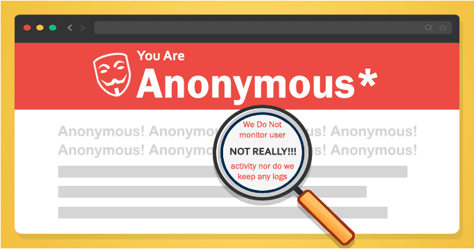 browsing anonymously