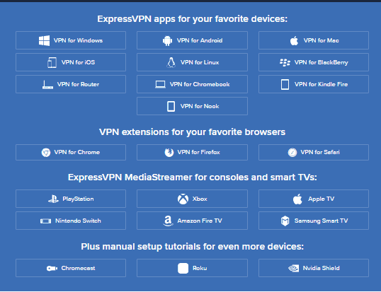 ExpressVPN Review - A Top Choice for Speed and Security - Privacy