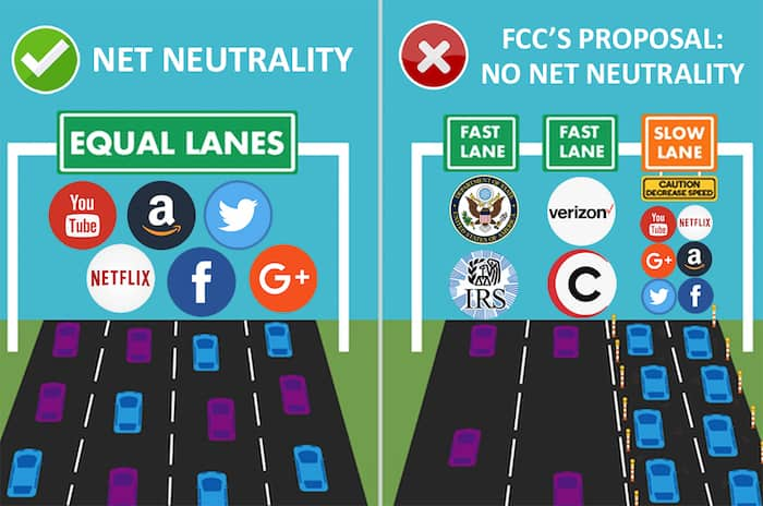 net neutrality advantage