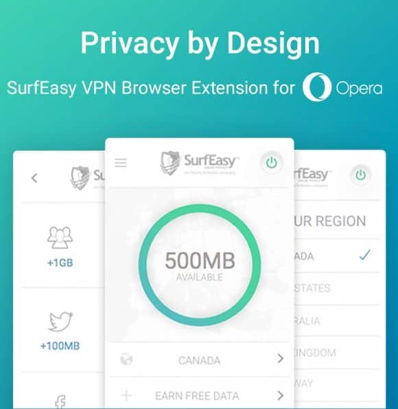 opera vpn by surfeasy
