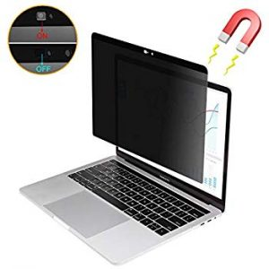 Aiscpro magnetic privacy screen protector