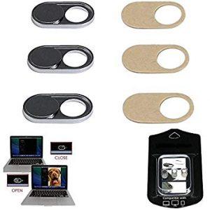Niome webcam shutter cover