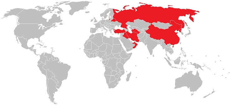 list of countries where vpns are banned or illegal