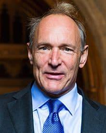Sir Tim Berners Lee Image