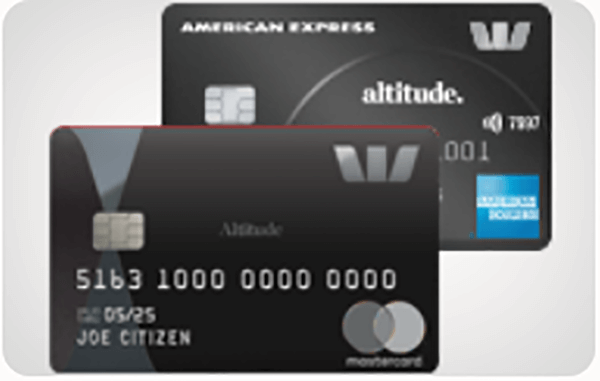 American Express Westpac Altitude Black Credit Card
