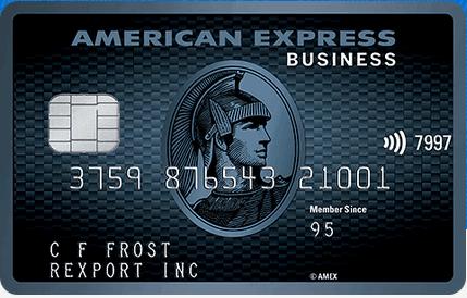 AMEX Business Explorer Credit Card