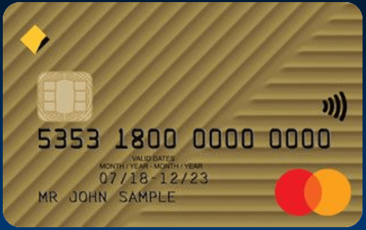 Commonwealth Bank Low-Fee Gold Credit Card