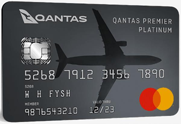 Qantas Premier Platinum Card
