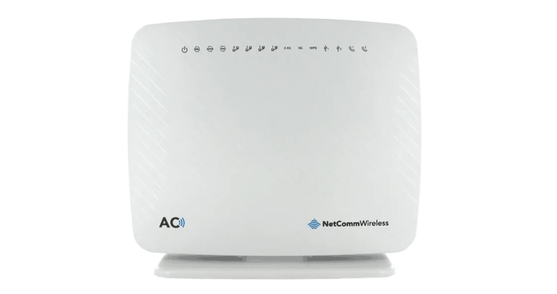 Netcomm NF17 ACV VDSL/ADSL Dual Band Router