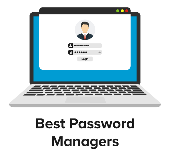 Best Password Manager Badge