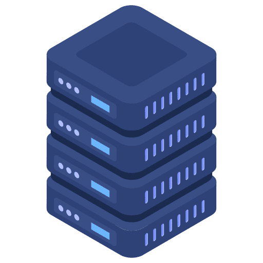 server-stocked-image