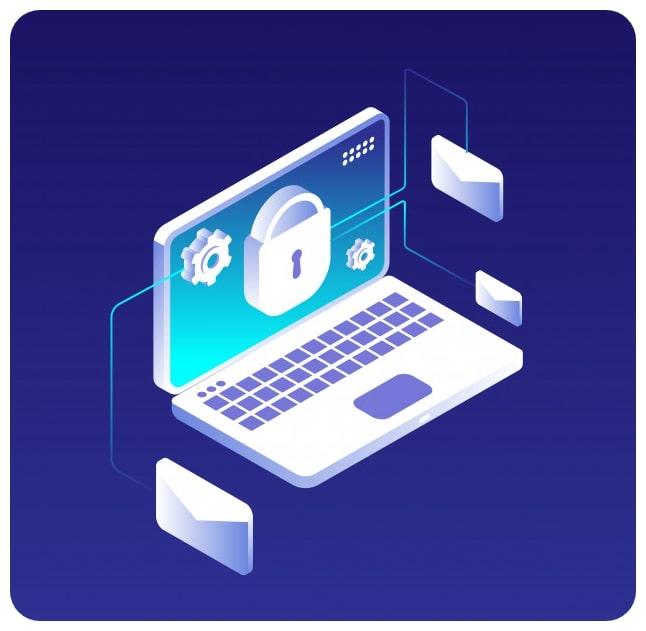 Database Encryption Icon