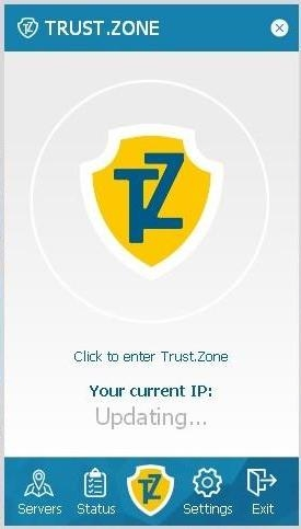 Trust.Zone Updating