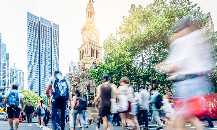 New South Wales Privacy Survey