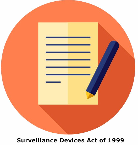 Surveillance Devices Act of 1999 icon