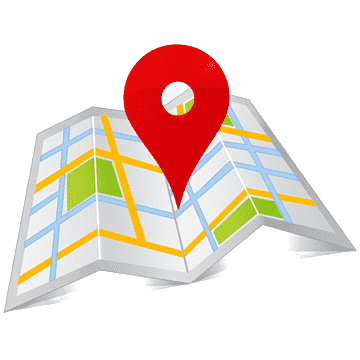 tracking map icon