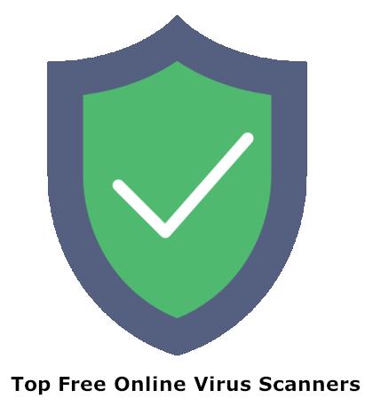 Top Free Online Virus Scanners Badge